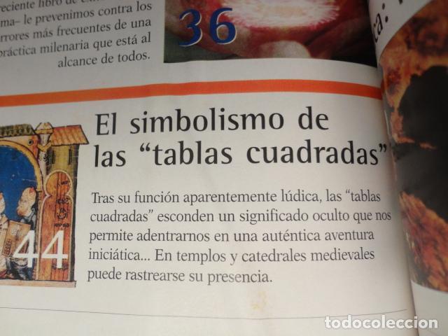 Coleccionismo de Revista Más Allá: REVISTA MAS ALLA N º 120 ,AÑO 1.999 - MILAGROS DE HOY - OVNIS - TABLAS MAGICAS - MEDITACION - Foto 5 - 72149615