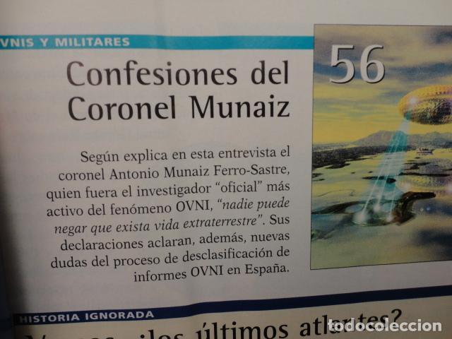 Coleccionismo de Revista Más Allá: REVISTA MAS ALLA N º 120 ,AÑO 1.999 - MILAGROS DE HOY - OVNIS - TABLAS MAGICAS - MEDITACION - Foto 6 - 72149615