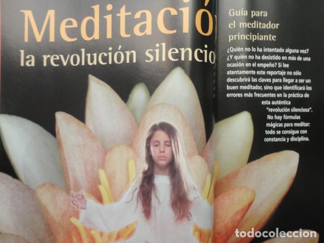 Coleccionismo de Revista Más Allá: REVISTA MAS ALLA N º 120 ,AÑO 1.999 - MILAGROS DE HOY - OVNIS - TABLAS MAGICAS - MEDITACION - Foto 14 - 72149615