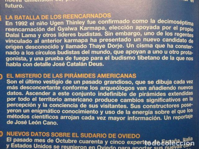 Coleccionismo de Revista Más Allá: REVISTA MAS ALLA , Nº 70 ,AÑO 1.994 - ESPECIAL NAVIDAD - EL VALLE DE LOS CAIDOS -CONCIENCIA Y DROGAS - Foto 4 - 72198867