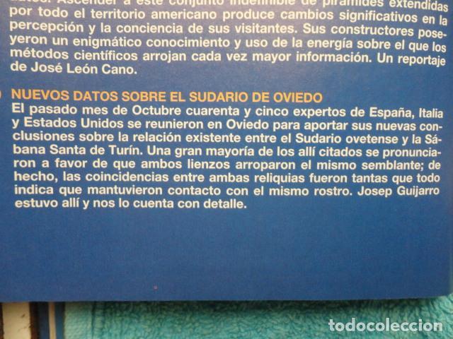 Coleccionismo de Revista Más Allá: REVISTA MAS ALLA , Nº 70 ,AÑO 1.994 - ESPECIAL NAVIDAD - EL VALLE DE LOS CAIDOS -CONCIENCIA Y DROGAS - Foto 5 - 72198867