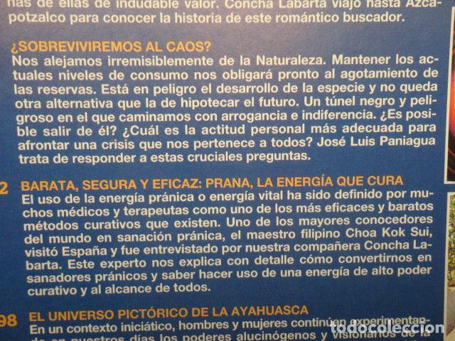 Coleccionismo de Revista Más Allá: REVISTA MAS ALLA , Nº 70 ,AÑO 1.994 - ESPECIAL NAVIDAD - EL VALLE DE LOS CAIDOS -CONCIENCIA Y DROGAS - Foto 7 - 72198867