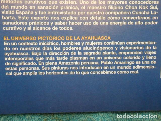 Coleccionismo de Revista Más Allá: REVISTA MAS ALLA , Nº 70 ,AÑO 1.994 - ESPECIAL NAVIDAD - EL VALLE DE LOS CAIDOS -CONCIENCIA Y DROGAS - Foto 8 - 72198867