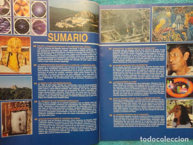 Coleccionismo de Revista Más Allá: REVISTA MAS ALLA , Nº 70 ,AÑO 1.994 - ESPECIAL NAVIDAD - EL VALLE DE LOS CAIDOS -CONCIENCIA Y DROGAS - Foto 9 - 72198867