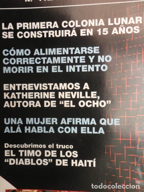 Coleccionismo de Revista Más Allá: REVISTA MAS ALLA ,Nº 112 ,AÑO 1.998 - LA SABANA SANTA ES AUTENTICA - LA NUEVA VOZ DE ALA - Foto 2 - 72202651