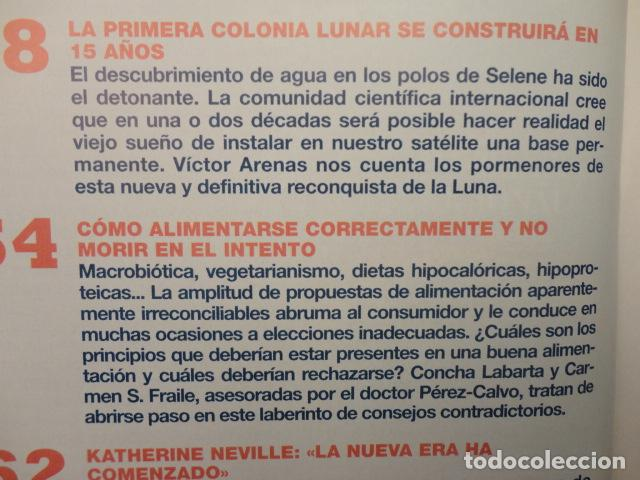 Coleccionismo de Revista Más Allá: REVISTA MAS ALLA ,Nº 112 ,AÑO 1.998 - LA SABANA SANTA ES AUTENTICA - LA NUEVA VOZ DE ALA - Foto 5 - 72202651