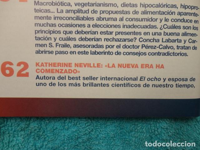 Coleccionismo de Revista Más Allá: REVISTA MAS ALLA ,Nº 112 ,AÑO 1.998 - LA SABANA SANTA ES AUTENTICA - LA NUEVA VOZ DE ALA - Foto 6 - 72202651