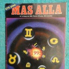 Coleccionismo de Revista Más Allá: REVISTA MAS ALLA , Nº 5 AÑO 1.995 - HOROSCOPO 1.995 , SIGNO A SIGNO. Lote 72205443