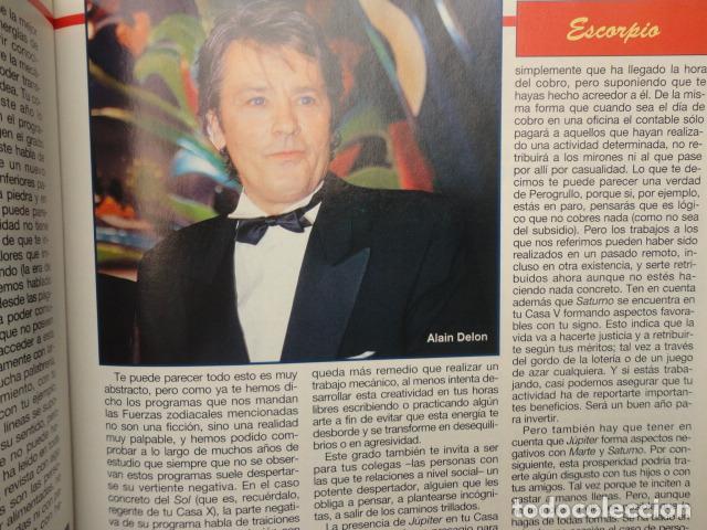Coleccionismo de Revista Más Allá: REVISTA MAS ALLA , Nº 5 AÑO 1.995 - HOROSCOPO 1.995 , SIGNO A SIGNO - Foto 4 - 72205443