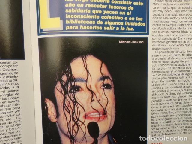 Coleccionismo de Revista Más Allá: REVISTA MAS ALLA , Nº 5 AÑO 1.995 - HOROSCOPO 1.995 , SIGNO A SIGNO - Foto 5 - 72205443