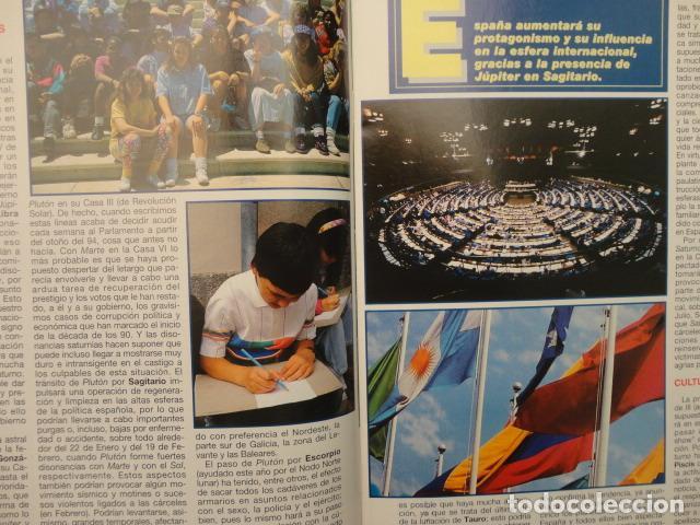 Coleccionismo de Revista Más Allá: REVISTA MAS ALLA , Nº 5 AÑO 1.995 - HOROSCOPO 1.995 , SIGNO A SIGNO - Foto 8 - 72205443