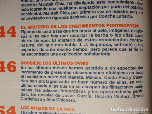 Coleccionismo de Revista Más Allá: REVISTA MAS ALLA N º 109 ,AÑO 1.998 - VIAJE AL HIPERESPACIO - INCREIBLES SANACIONES -VICENTE FERRER - Foto 3 - 72228867