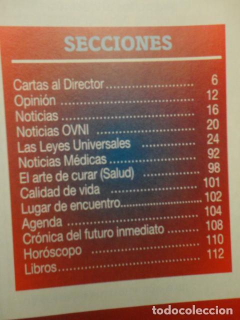 Coleccionismo de Revista Más Allá: REVISTA MAS ALLA N º 109 ,AÑO 1.998 - VIAJE AL HIPERESPACIO - INCREIBLES SANACIONES -VICENTE FERRER - Foto 8 - 72228867