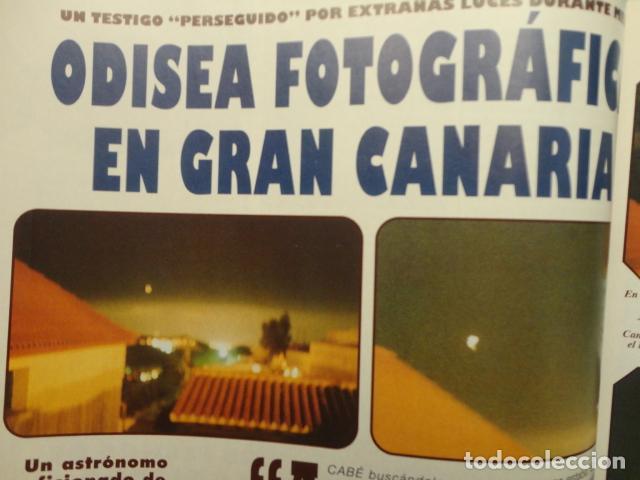 Coleccionismo de Revista Más Allá: REVISTA MAS ALLA N º 109 ,AÑO 1.998 - VIAJE AL HIPERESPACIO - INCREIBLES SANACIONES -VICENTE FERRER - Foto 11 - 72228867