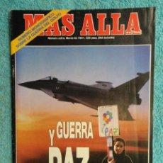 Coleccionismo de Revista Más Allá: REVISTA MAS ALLA ,Nº EXTRA , AÑO 1.991 - GUERRA Y PAZ - ( GUERRA DEL GOLFO ). Lote 72236855