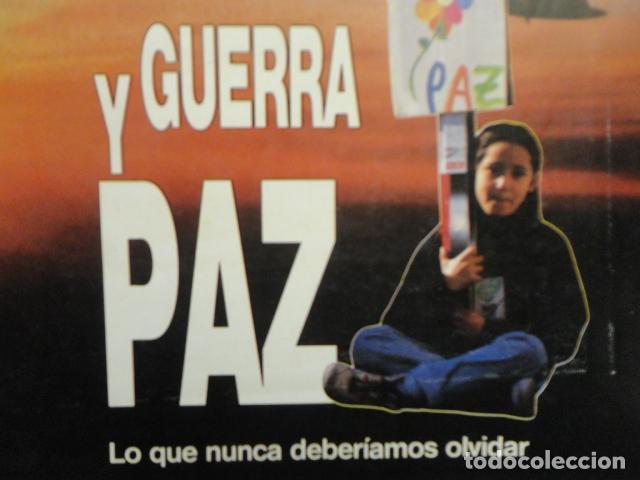 Coleccionismo de Revista Más Allá: REVISTA MAS ALLA ,Nº EXTRA , AÑO 1.991 - GUERRA Y PAZ - ( GUERRA DEL GOLFO ) - Foto 2 - 72236855