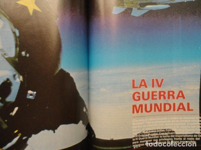 Coleccionismo de Revista Más Allá: REVISTA MAS ALLA ,Nº EXTRA , AÑO 1.991 - GUERRA Y PAZ - ( GUERRA DEL GOLFO ) - Foto 12 - 72236855