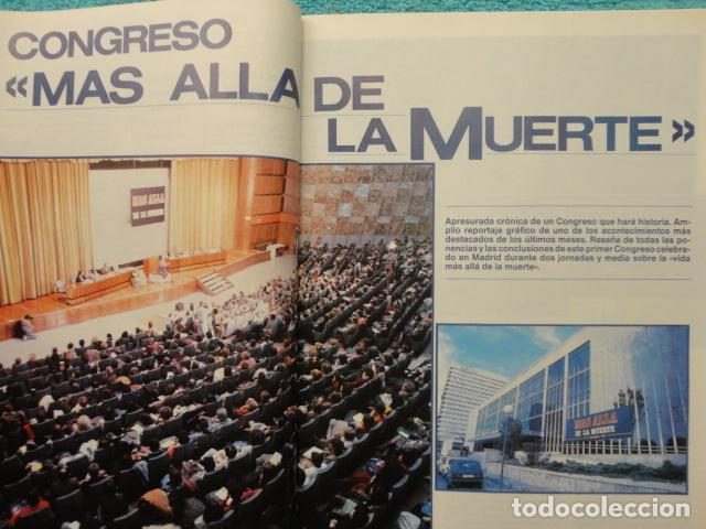 Coleccionismo de Revista Más Allá: REVISTA MAS ALLA , Nº 23 AÑO 1.991 - LA NUEVA CONCIENCIA - LOS VALDENSES - LOS NUEVOS HIJOS DE JACOB - Foto 13 - 72243891
