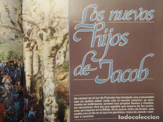 Coleccionismo de Revista Más Allá: REVISTA MAS ALLA , Nº 23 AÑO 1.991 - LA NUEVA CONCIENCIA - LOS VALDENSES - LOS NUEVOS HIJOS DE JACOB - Foto 15 - 72243891
