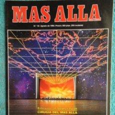 Coleccionismo de Revista Más Allá: REVISTA MAS ALLA ,Nº 54 AÑO 1.993 - CIRUGIA DEL MAS ALLA - POR QUE CURAN LOS CHAMANES - PLANETA ROJO. Lote 72254167