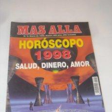 Coleccionismo de Revista Más Allá: REVISTA MAS ALLA Nº 8 - HOROSCOPO 1998. Lote 72853287