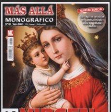 MAS ALLA MONOGRAFICO N. 82 - TEMA: LA VIRGEN MARIA (NUEVA)
