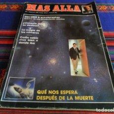 Coleccionismo de Revista Más Allá: MÁS ALLÁ DE LA CIENCIA Nº 1. MARZO 1989. 290 PTS. REGALO ENIGMAS 127 PRIMEROS ASTRÓNOMOS EGIPTO. Lote 74412863