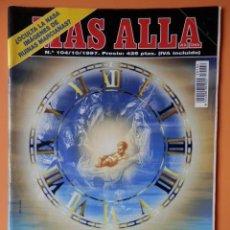 Collectionnisme de Magazine Más Allá: MÁS ALLÁ DE LA CIENCIA. Nº 104/10/1997. ¡JESÚS NACIÓ HACE 2.000 AÑOS! - DIVERSOS AUTORES. Lote 76442275