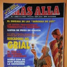 Collectionnisme de Magazine Más Allá: MÁS ALLÁ DE LA CIENCIA. Nº 105/11/1997. BUSCADORES DEL GRIAL - DIVERSOS AUTORES. Lote 76442279