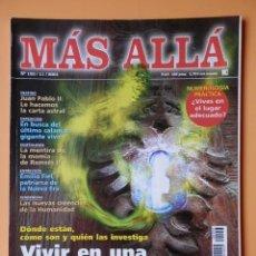 Collezionismo di Rivista Más Allá: MÁS ALLÁ DE LA CIENCIA. Nº 153/11/2001. VIVIR EN UNA CASA ENCANTADA - DIVERSOS AUTORES. Lote 77674391