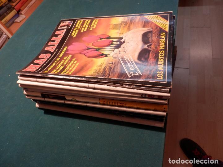 MÁS ALLÁ - LOTE DE 16 REVISTAS, Nº EXTRA + 95-48-33-31-30-23-22-21-20-19-18-17-14-13-2 (Coleccionismo - Revistas y Periódicos Modernos (a partir de 1.940) - Revista Más Allá)