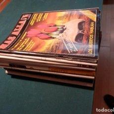 Coleccionismo de Revista Más Allá: MÁS ALLÁ - LOTE DE 16 REVISTAS, Nº EXTRA + 95-48-33-31-30-23-22-21-20-19-18-17-14-13-2. Lote 78954569