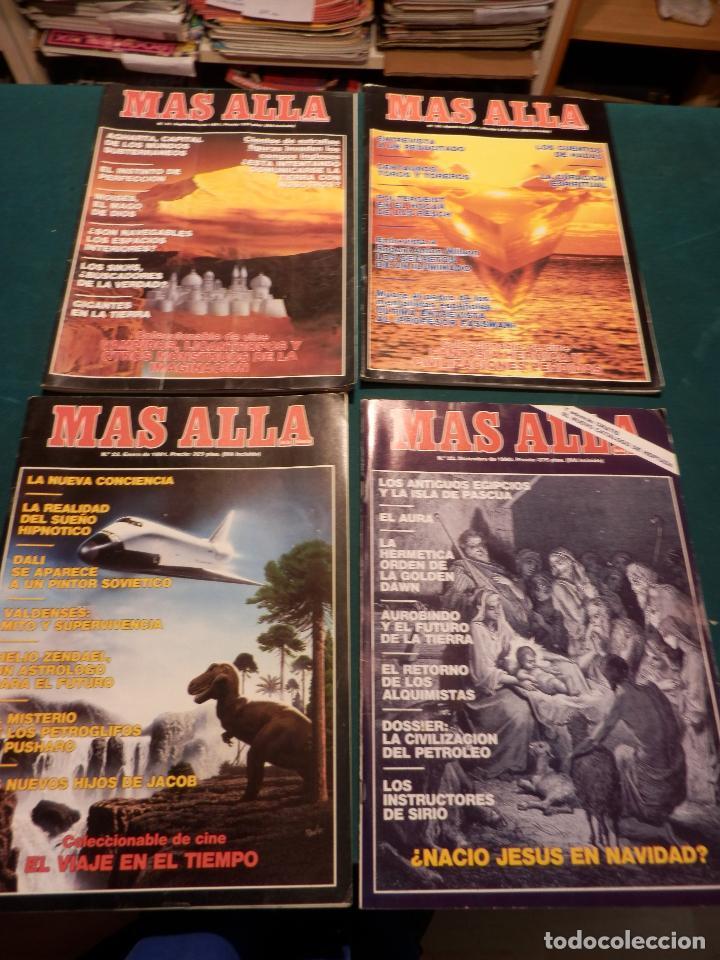 Coleccionismo de Revista Más Allá: MÁS ALLÁ - LOTE DE 16 REVISTAS, Nº EXTRA + 95-48-33-31-30-23-22-21-20-19-18-17-14-13-2 - Foto 3 - 78954569