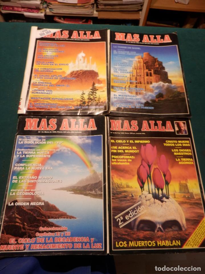 Coleccionismo de Revista Más Allá: MÁS ALLÁ - LOTE DE 16 REVISTAS, Nº EXTRA + 95-48-33-31-30-23-22-21-20-19-18-17-14-13-2 - Foto 5 - 78954569