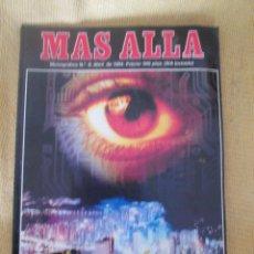 Coleccionismo de Revista Más Allá: REVISTA MAS ALLA MONOGRAFICO Nº8 AÑO 1994 - MAS ALLA DEL AÑO 2000. Lote 80372025