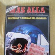 Coleccionismo de Revista Más Allá: REVISTA MAS ALLA MONOGRAFICO Nº9 AÑO 1994 - MISTERIOS Y ENIGMAS DEL UNIVERSO. Lote 80373077