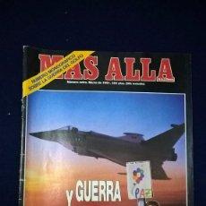 Coleccionismo de Revista Más Allá - REVISTA MAS ALLA Nº EXTRA AÑO 1991 - GUERRA Y PAZ - BUEN ESTADO - 80503109