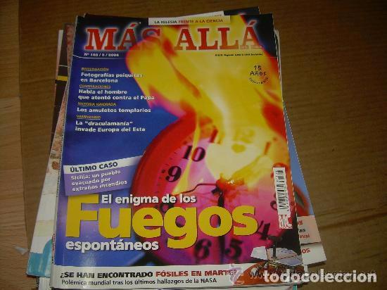 MAS ALLA N 183 (Coleccionismo - Revistas y Periódicos Modernos (a partir de 1.940) - Revista Más Allá)