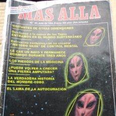 Coleccionismo de Revista Más Allá: MAS ALLA N 65 - VISITANTES OTRAS DIMENSIONES - HOMBRE LOBO - LAMA - AUTOCURACION --REFSAMUESC. Lote 82140576