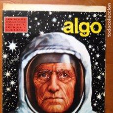 Coleccionismo de Revista Más Allá: REVISTA CIENTIFICA EDITORIAL HYMSA ALGO TECNICA Y CULTURAL - AÑOS 60 / 70 MUCHAS EN TIENDA . Lote 84807616