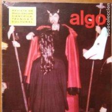 Coleccionismo de Revista Más Allá: REVISTA CIENTIFICA EDITORIAL HYMSA ALGO TECNICA Y CULTURAL - AÑOS 60 / 70 MUCHAS EN TIENDA . Lote 84808424