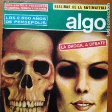 Coleccionismo de Revista Más Allá: REVISTA CIENTIFICA EDITORIAL HYMSA ALGO TECNICA Y CULTURAL - AÑOS 60 / 70 MUCHAS EN TIENDA . Lote 84808456