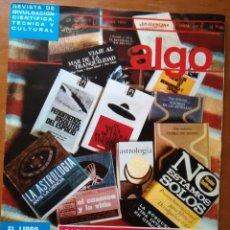 Coleccionismo de Revista Más Allá: REVISTA CIENTIFICA EDITORIAL HYMSA ALGO TECNICA Y CULTURAL - AÑOS 60 / 70 MUCHAS EN TIENDA . Lote 84809436