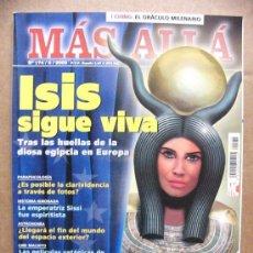 Coleccionismo de Revista Más Allá: REVISTA MAS ALLA Nº 174 ISIS PELICULAS SATANICAS CAO DAI AEROPUERTO PARA OVNIS EMPERAT. Lote 85139448