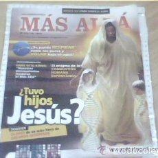 Coleccionismo de Revista Más Allá: REVISTA ESOTERICA MAS ALLA 210 --REFSAMUESC. Lote 85140116