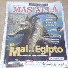 Coleccionismo de Revista Más Allá: REVISTA ESOTERICA MAS ALLA 204. Lote 85140220