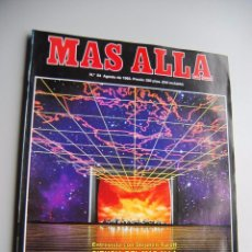 Coleccionismo de Revista Más Allá: MAS ALLÁ NUMERO 54 AÑO 1993 STEPHEN TUROFF-RAYMOND MOODY-PURGATORIO E INFIERNO-VENENO --REFSAMUESC. Lote 85141452