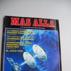 Coleccionismo de Revista Más Allá: MAS ALLÁ NUMERO 53 AÑO 1993 VIAJE AL CORAZÓN DE DIOS-PODERES PARANORMALES-TILAK --REFSAMUESC. Lote 85141508