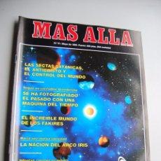Coleccionismo de Revista Más Allá: MAS ALLÁ NUMERO 51 AÑO 1993 SECTAS SATÁNICAS-FAKIRES-NACION DEL ARCO IRIS --REFSAMUESC. Lote 85141608