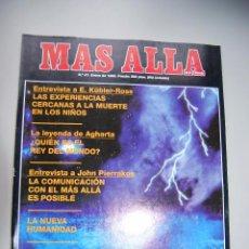 Coleccionismo de Revista Más Allá: MAS ALLÁ NUMERO 47 AÑO 1993-KÜBLER ROSS-APARICIONES DE LA VIRGEN-AGHARTA-DON RODOLFO --REFSAMUESC. Lote 85141756